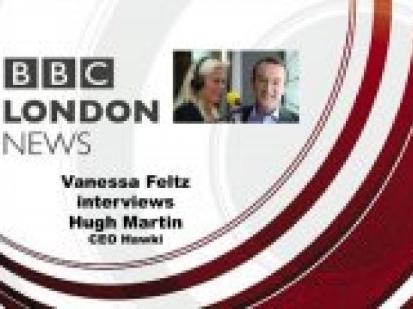 BBC interview with Vanessa Feltz