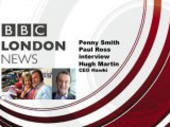 BBC - Penny Smith & Paul Ross